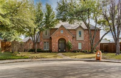 Collin County Single Family Home Active Option Contract: 5132 Spyglass Drive