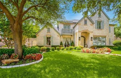 Rockwall Single Family Home Active Option Contract: 4648 Parkwood Drive