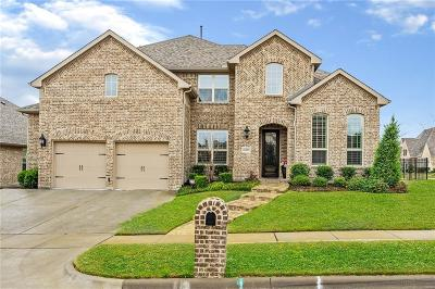 McKinney Single Family Home Active Option Contract: 6509 Pamilla Lane