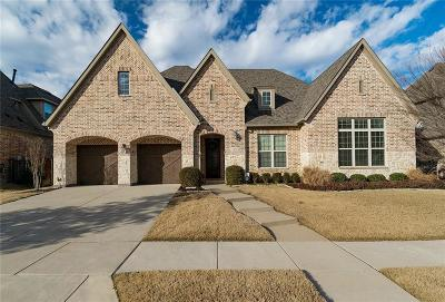 Frisco Single Family Home Active Option Contract: 13748 Spring Wagon Drive