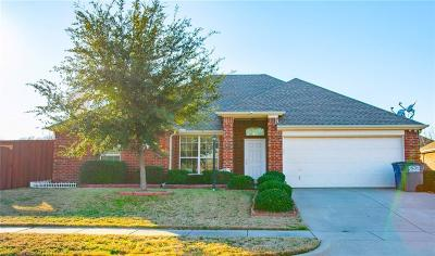 Wylie Single Family Home For Sale: 1006 Breckenridge Drive