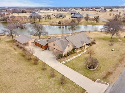 Grayson County Single Family Home Active Option Contract: 723 Cypress Point Drive