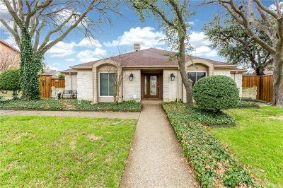 Single Family Home For Sale: 3905 Knob Hill Drive