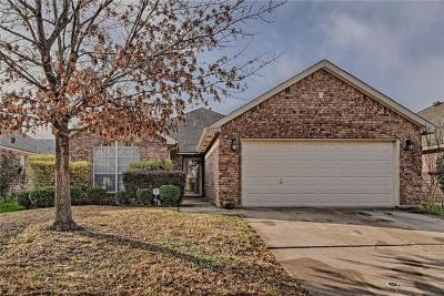 Mansfield Single Family Home Active Option Contract: 4402 Shady Elm Drive