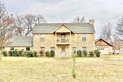 Alba Single Family Home For Sale: 563 County Road 1545