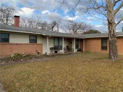 Farmers Branch Single Family Home For Sale: 3439 Goldendale Drive
