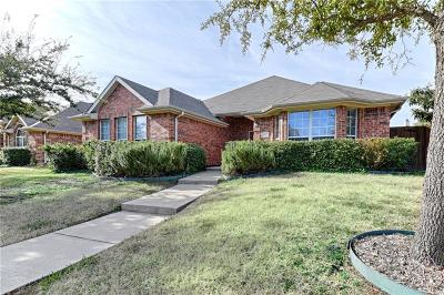 Rowlett Single Family Home Active Option Contract: 6713 Westover Drive