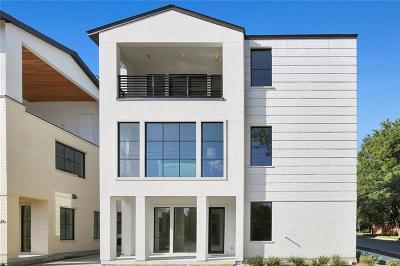 Dallas County Half Duplex For Sale: 4201 Abbott Avenue