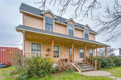 Weatherford Single Family Home For Sale: 1323 Tidwell Road