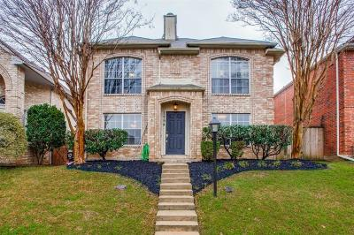 Lewisville Single Family Home For Sale: 1754 Circle Creek Drive