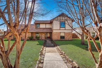 Grand Prairie Single Family Home For Sale: 2029 Oxford Circle