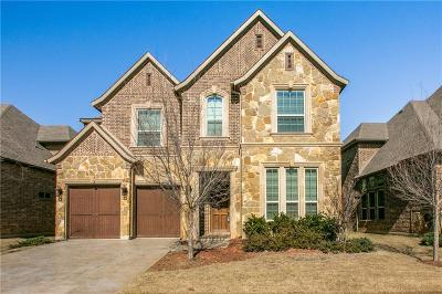 Coppell Single Family Home For Sale: 623 Westhaven Road