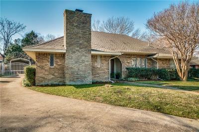 Rowlett Single Family Home For Sale: 6714 Lakeshore Drive