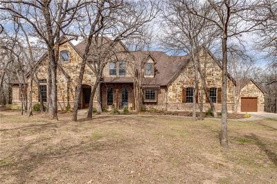 Southlake Single Family Home For Sale: 120 Sam Bass Ridge Road