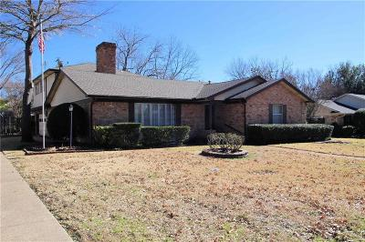 Mesquite Single Family Home For Sale: 317 Riggs Circle