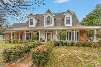 Crandall, Combine Single Family Home Active Option Contract: 232 Valtie Davis Road