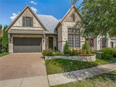McKinney Single Family Home Active Option Contract: 6005 Heron Bay Lane