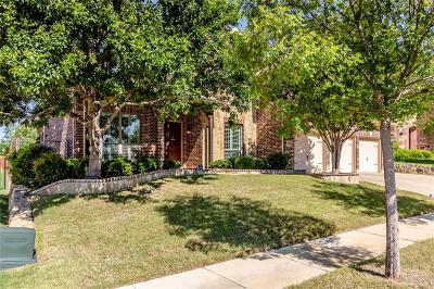 Fort Worth TX Single Family Home For Sale: $448,000