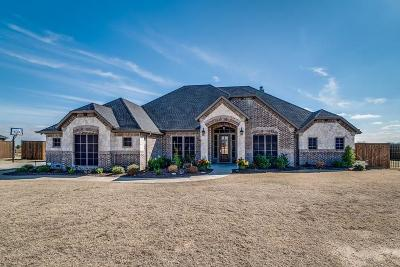 Midlothian Single Family Home For Sale: 2850 Fossil Creek