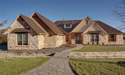 Graford Single Family Home For Sale: 1672 Sawtooth Mountain Road