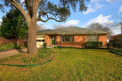 Richardson Single Family Home For Sale: 602 Newberry Drive
