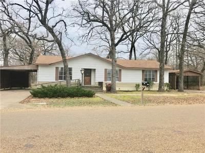 Mabank Single Family Home For Sale: 6125 Choctaw Drive