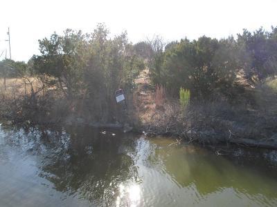 Graford Residential Lots & Land For Sale: 3500 Hog Bend #126