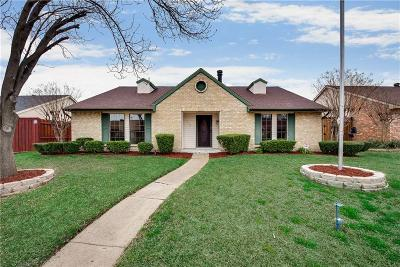 Mesquite Single Family Home For Sale: 1905 Panola Drive