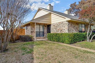 Plano Condo For Sale: 1805 W Spring Creek Parkway