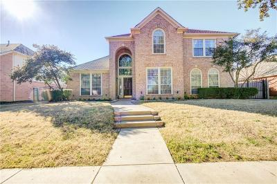 Keller Single Family Home For Sale: 1608 Meadow Park Drive