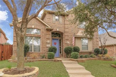 Frisco Single Family Home Active Contingent: 2728 Breezy Point Lane