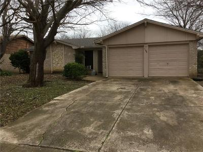 Lancaster Single Family Home Active Option Contract: 1146 Tracy Lane