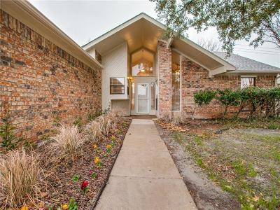 Rowlett Single Family Home For Sale: 6305 Iris Drive