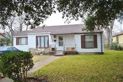 Dallas County Single Family Home For Sale: 4411 Kelton Drive