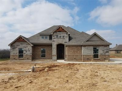Weatherford Single Family Home For Sale: 1051 Rio Grande