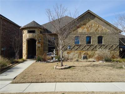 Denton Single Family Home For Sale: 5724 Eagle Mountain Drive