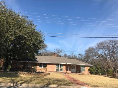 Single Family Home For Sale: 6553 Lafayette Way