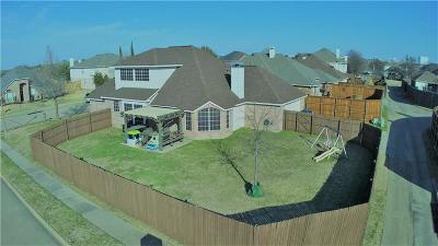 The Colony Single Family Home For Sale: 5817 Stratford Lane