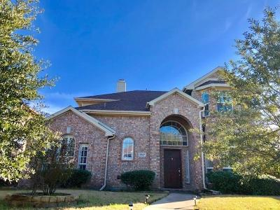 Allen Single Family Home For Sale: 2047 Knights Court