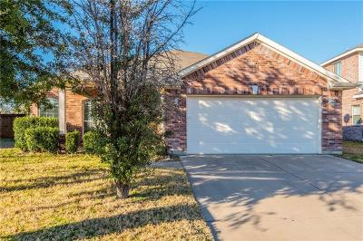 Grand Prairie Single Family Home Active Option Contract: 3116 Yeltes