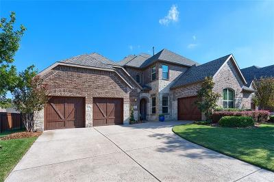 Prosper Single Family Home For Sale: 4250 Whitley Place Drive