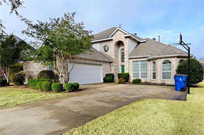 Frisco Single Family Home For Sale: 4827 Golfside Drive