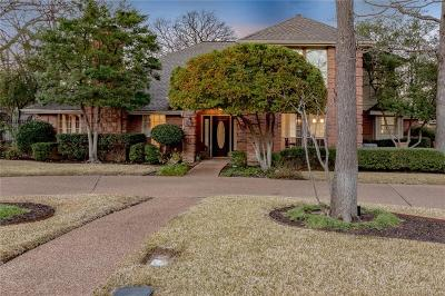 Colleyville Single Family Home For Sale: 3200 Carisbrooke Court