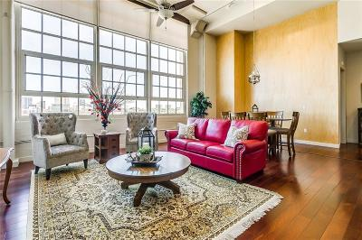 Fort Worth Condo For Sale: 2600 W 7th Street #2700