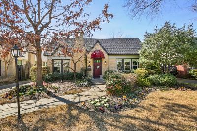 Dallas County Single Family Home For Sale: 427 Clermont Street