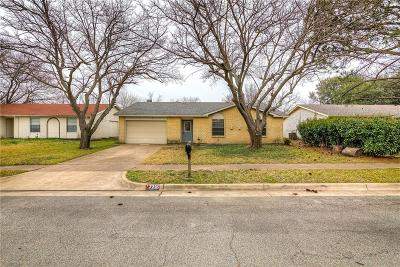 North Richland Hills Residential Lease For Lease: 7216 Edinburg Drive