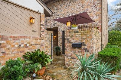 Townhouse Active Option Contract: 6366 Southpoint Drive