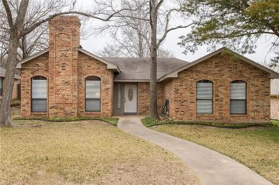 Duncanville TX Single Family Home Active Option Contract: $207,000