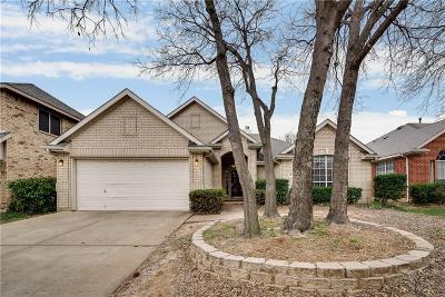Grand Prairie Single Family Home Active Contingent: 4817 Gloucester Drive