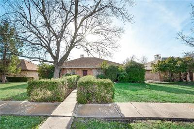 Mesquite Single Family Home For Sale: 6525 Brook Meadow Drive